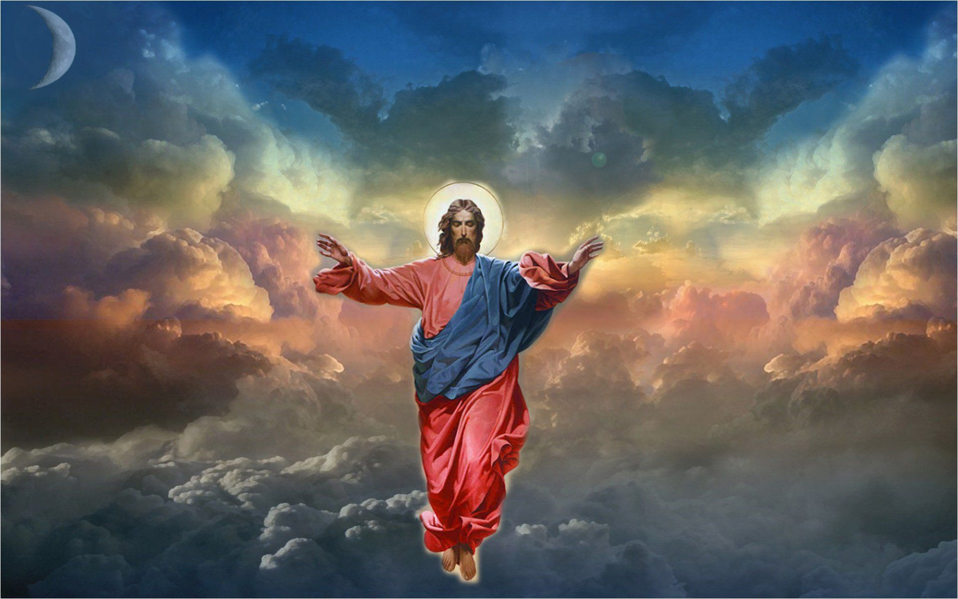 DOWNLOAD | Jesus wallpaper, Ascension of jesus, Jesus pictures