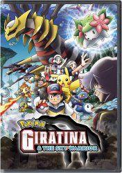 Pokemon Giratina The Sky Warrior Pokemon Movies Pokemon