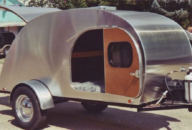Teardrop fix it shop teardrop trailer parts kits victor these trailers are available as a pre cut do it yourself kits or can be built to order solutioingenieria Image collections