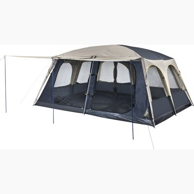 Oztrail Hightower Combo Dome Tent - 12 Person  sc 1 st  Pinterest & Oztrail Hightower Combo Dome Tent - 12 Person | Camping ...