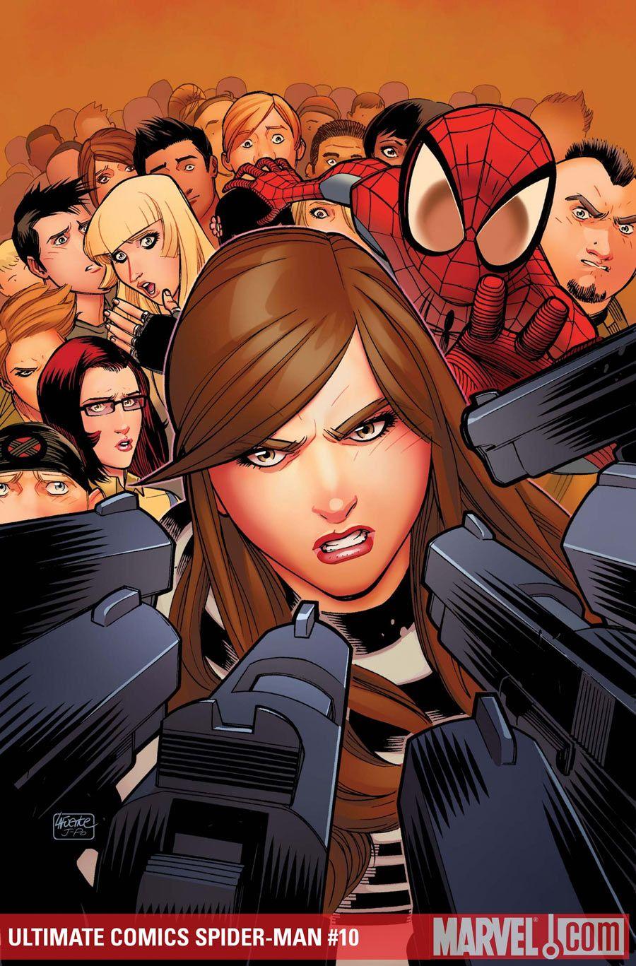 Ultimate Comics Spider Man 10 Jpg 900 1367 Ultimate Spiderman Spiderman Spiderman Art