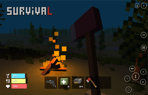 Download pixel z unturned day hd 1. 00mod apk for android | appvn.