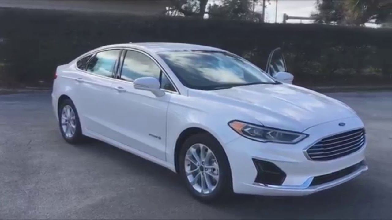 2020 Ford Fusion New Hybrid On The Wheels Ford Ford Fusion Automatic Transmission Ford
