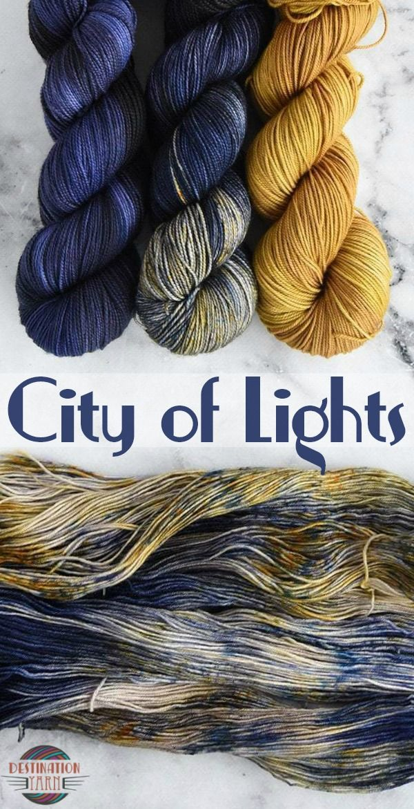 City of Lights #yarninspiration