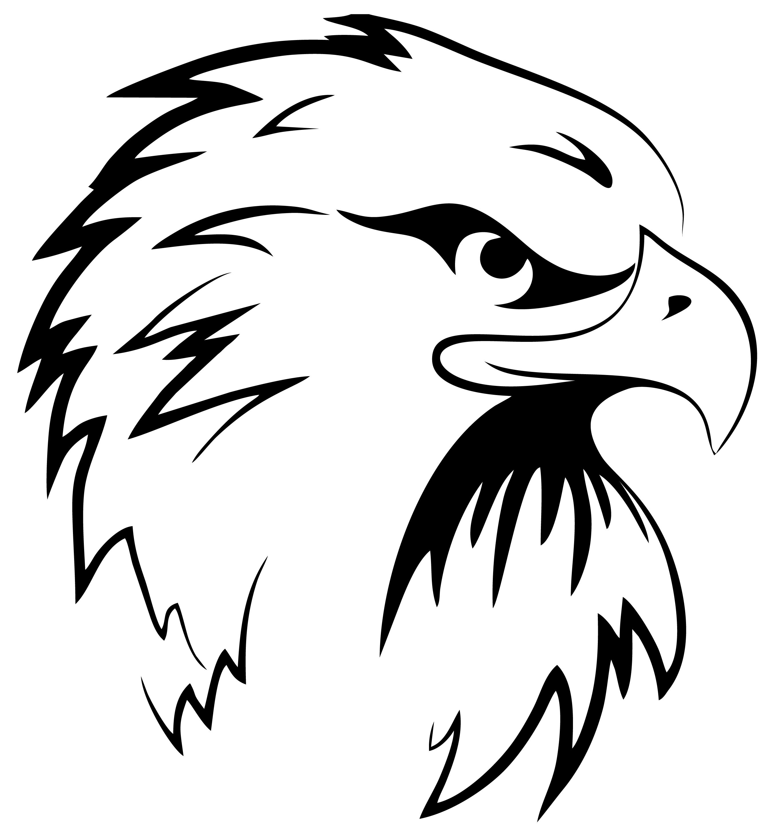 Pin by Sameer Sam on Vector, Tattoo Eagle drawing, Wood