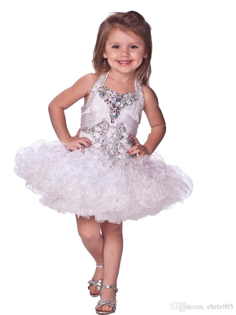 Ihram Kids For Sale Dubai: New Dubai Girl'S Pageant Dresses Crystals Blue Lace Ball