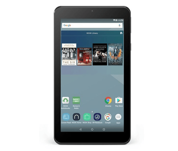 The new Barnes&Noble Nooks come with free malware