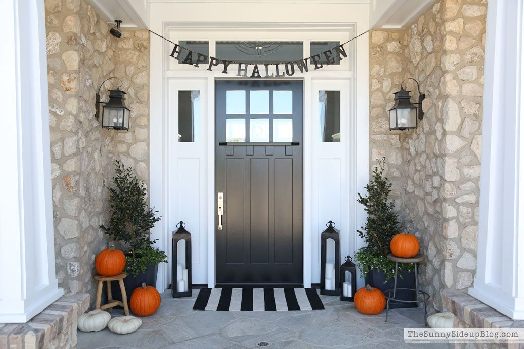 Friday Favorite My Most Loved Decor Item Craftsman Front Doors