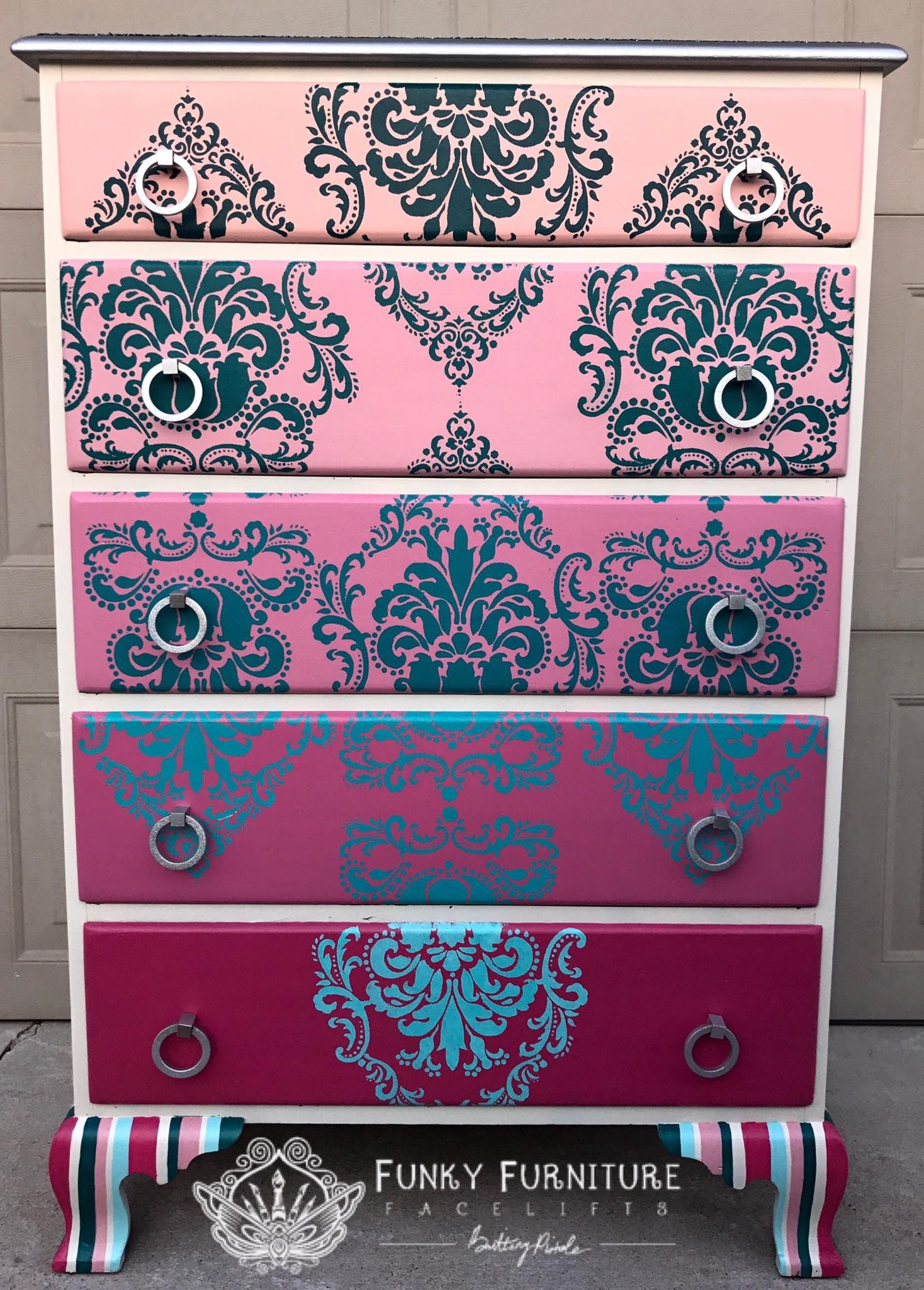 Pin By Funky Furniture Facelifts B