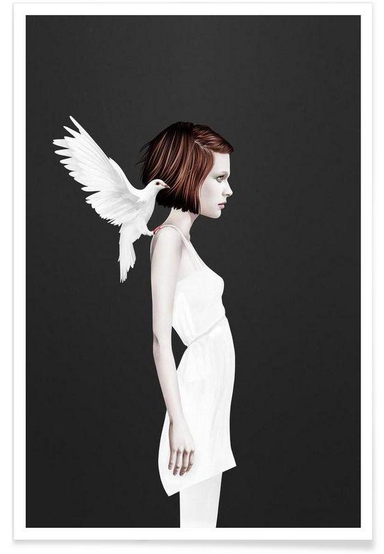 Only You als Premium Poster von Ruben Ireland | JUNIQE