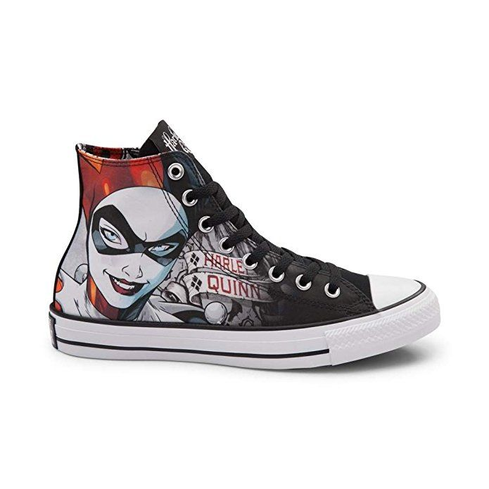 9b61af28be8434 Converse DC Comics Chuck Taylor All Star Sneakers Shoes