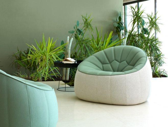 ligne roset ottoman decdesignecasa.blogspot. | |styling|plants, Wohnzimmer dekoo