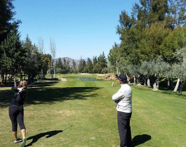 #Golf (Lauro Golf en Alhaurín de la Torre, #Málaga)