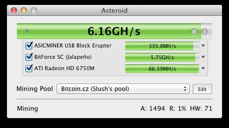 NewPac Inbetriebnahme Mac