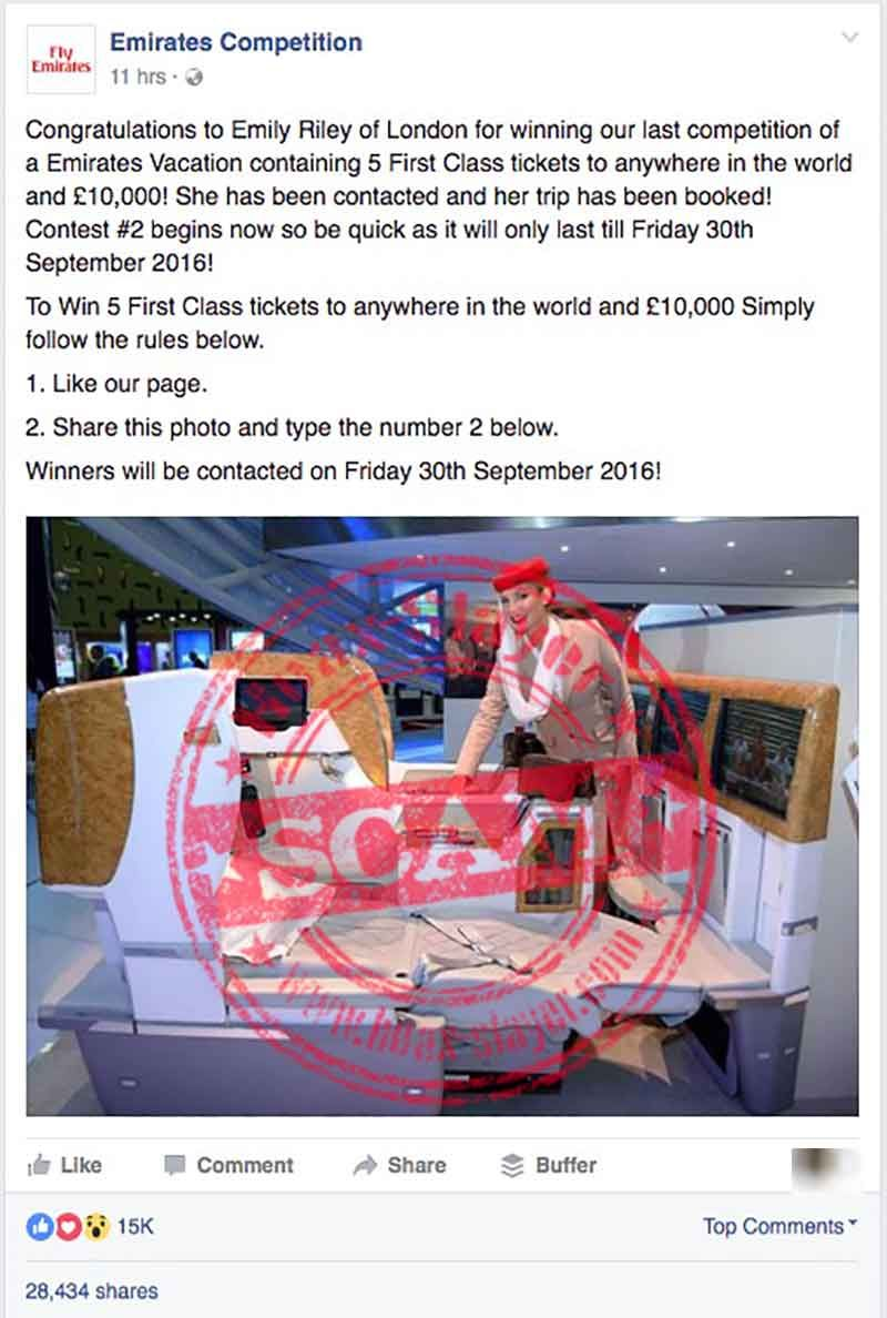 Nike Giveaway Facebook Scam | Hoax-Slayer | Pinterest | Giveaway, Nike shoe  and Facebook
