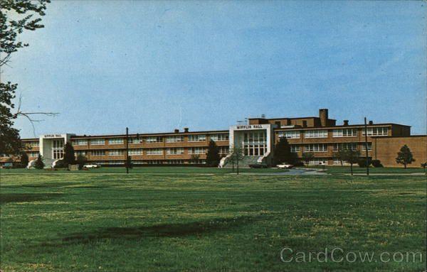 Fort Lee Va >> Us Army Headquarters Quartermaster School Mifflin Hall