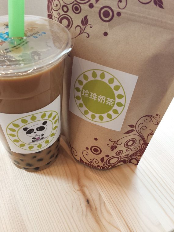 Traditional Style Hong Kong Milk Tea by PearlMilkTeaClub on Etsy, $5.25 as if I didn't drink boba tea enough.  You can now make it at home!!! ♥♥♥