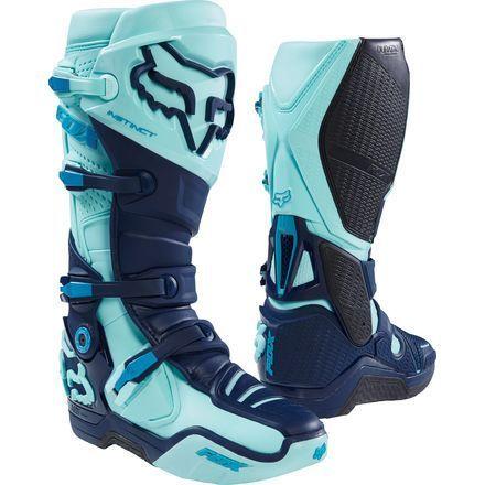 Fox Racing 2016 Instinct Boots Ken Roczen Le Ken Roczen