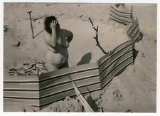 Vintage FKK Strandfotos