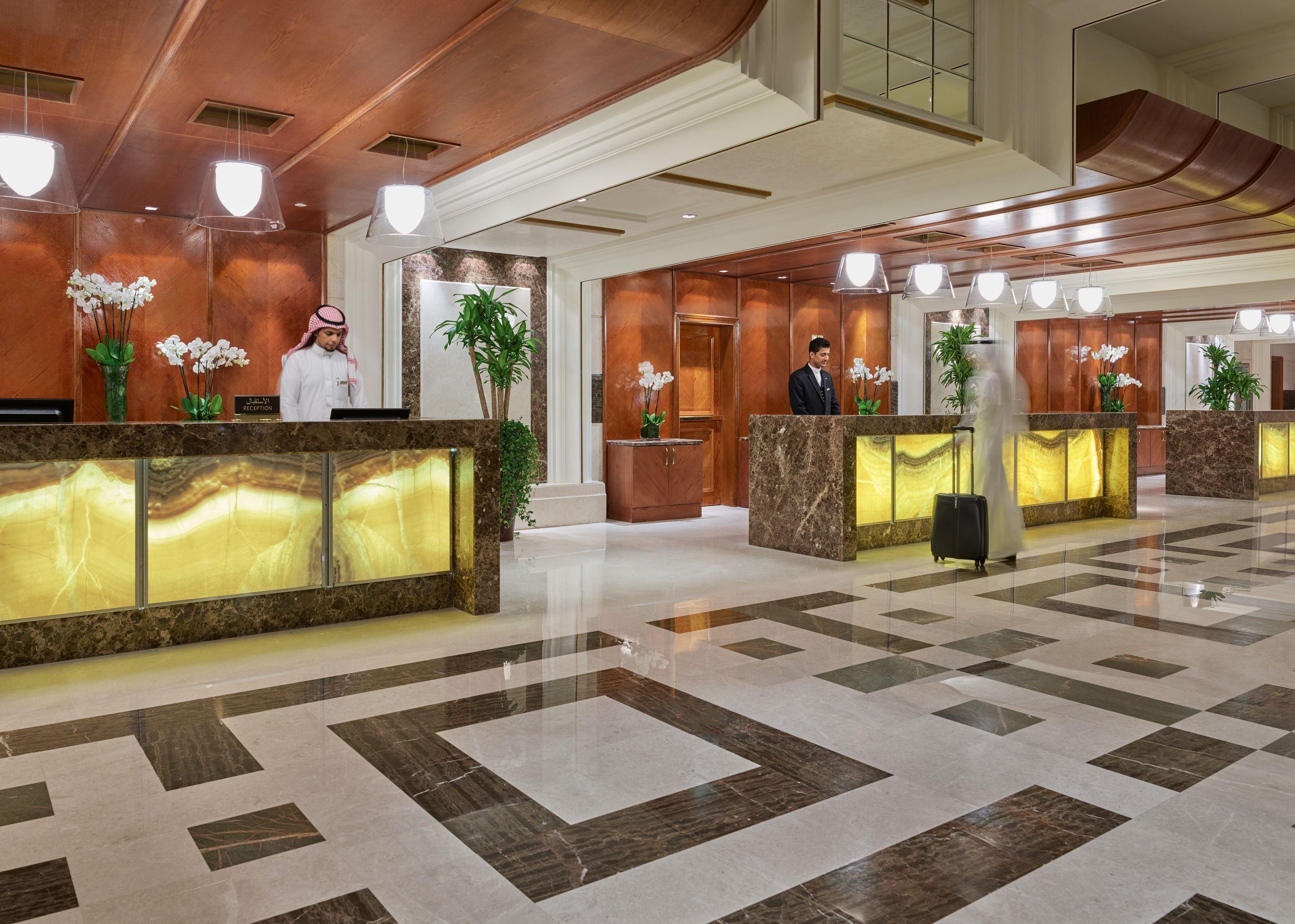 Swiss Decor In Every Fine Detail Mecca Hotel Luxury Hotel Hotel