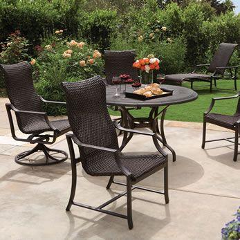 Tropitone Outdoor Furniture @ Gallatin Valley Furniture Carpet One, Bozeman,  MT