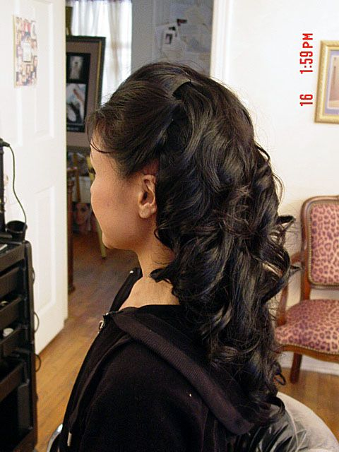Masquerade Ball Hairstyles : masquerade, hairstyles, Wedding_hairstyles_half_updo_39, Hairstyles,, Styles,, Hairstyles, Short