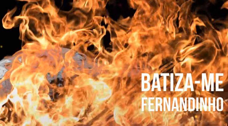 Fernandinho Batiza Me Lyric Video Feed Gospel Fernandinho