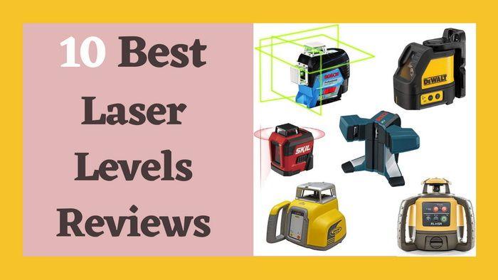 10 Best Laser Level Reviews 2020 For Builders Contractors In 2020 Laser Levels Laser Best