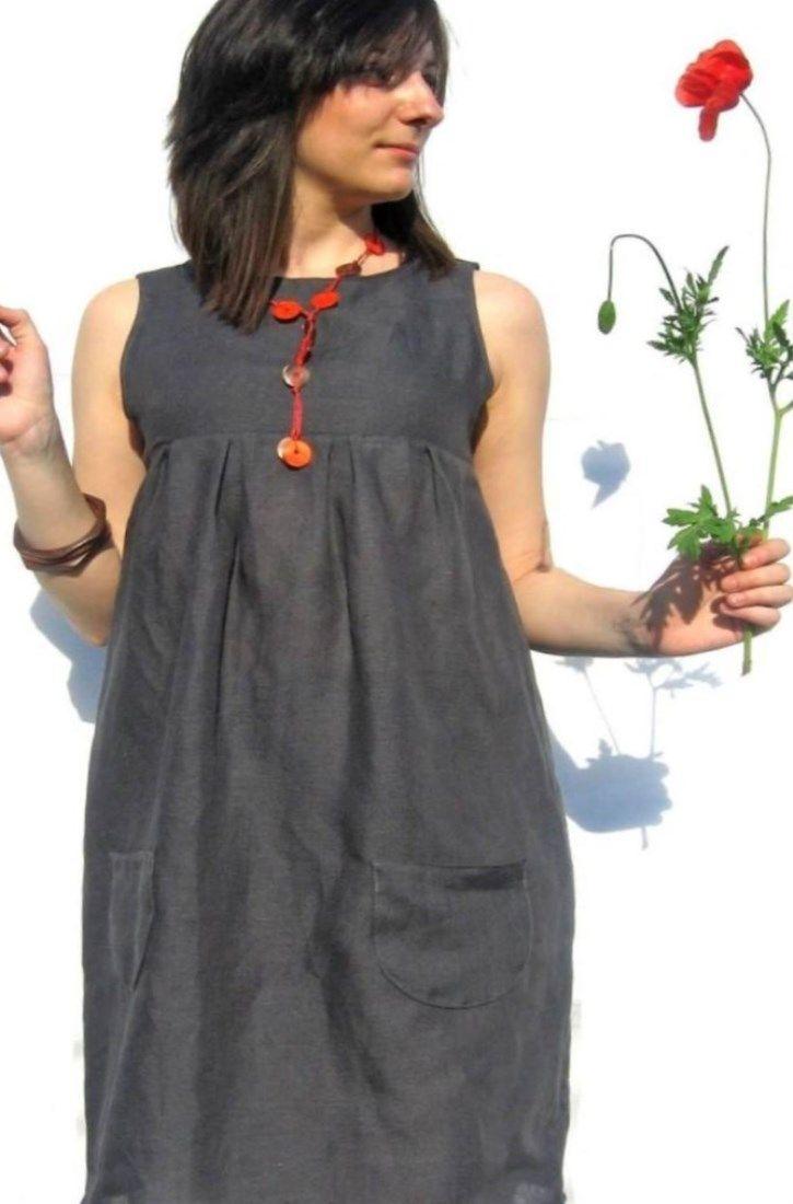 f3d3d28e78aa0b1 Платье баллон для полных | лето | Платья, Одежда, Мода