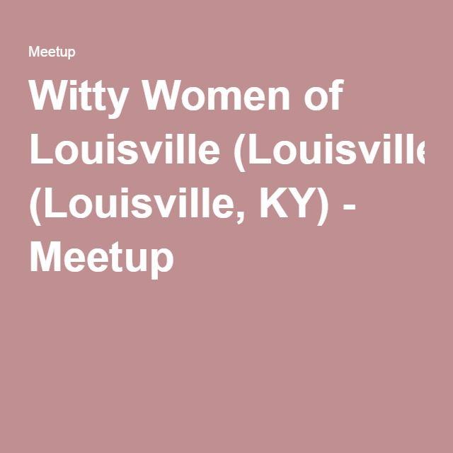 Louisville singles meetup