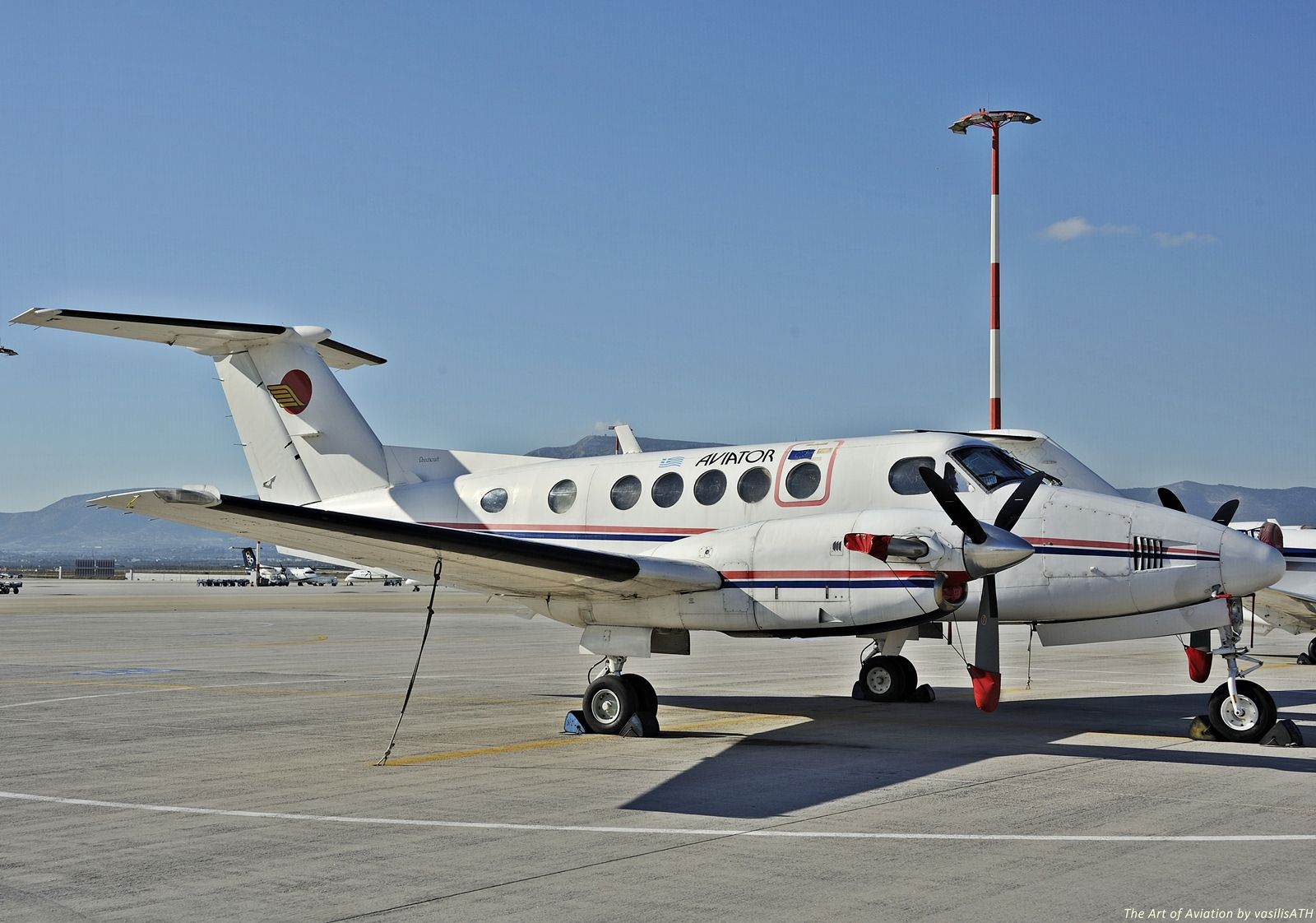 Aviator Airways (AVW) Beechcraft 200 Super King Air SXAPJ