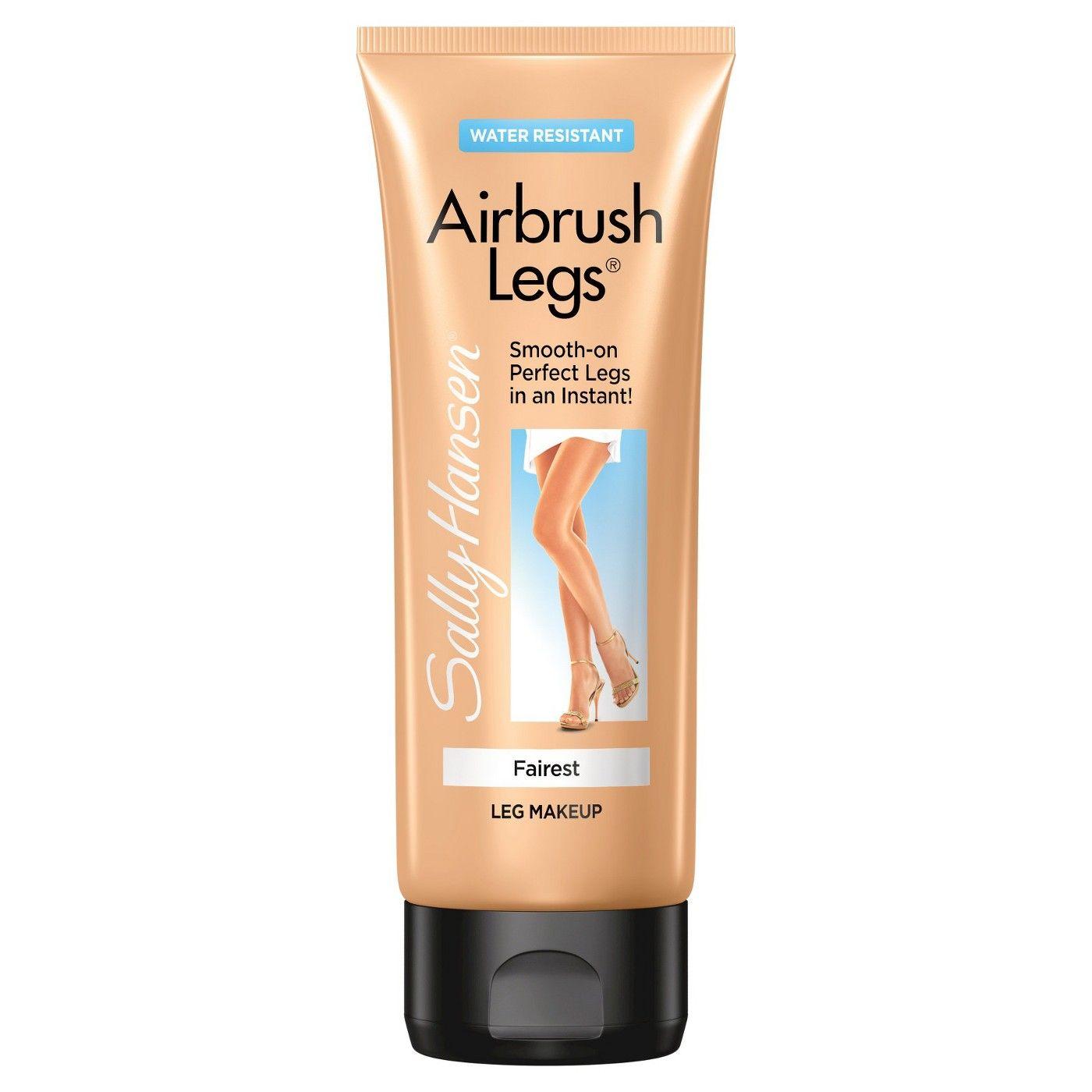 Sally Hansen Airbrush Legs Body Makeup Lotion 4 fl oz