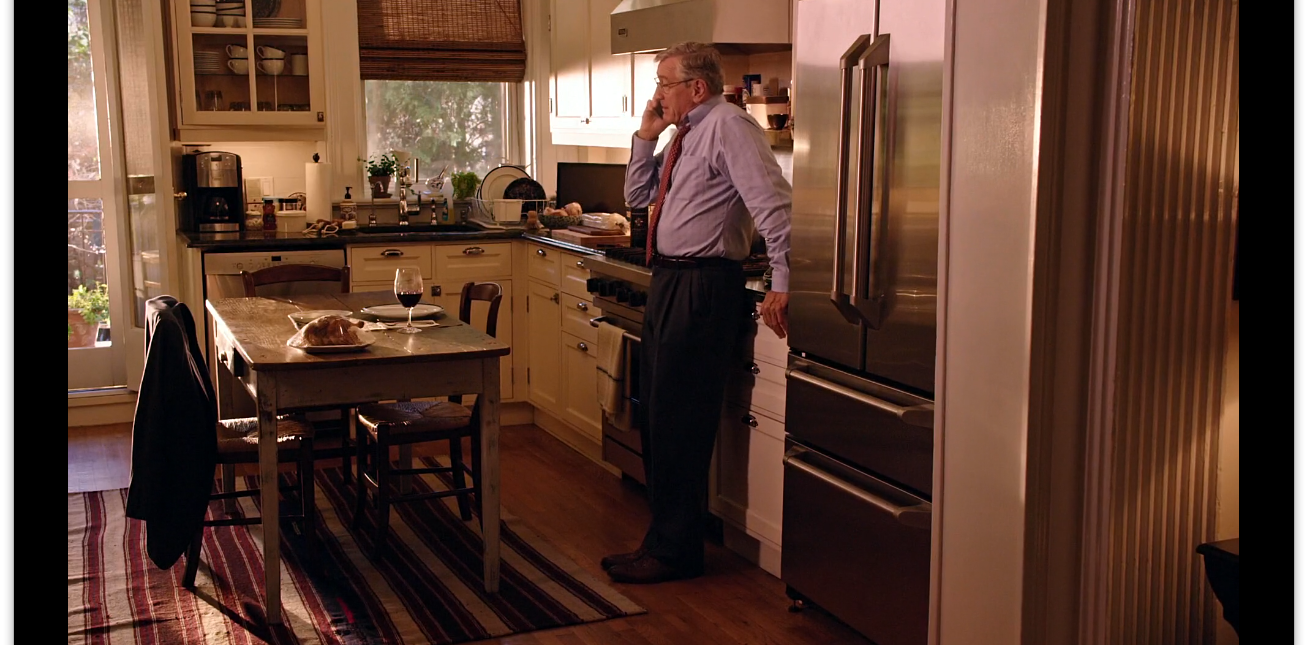 Ben Whittaker's House The Intern Nancy Meyers Modern