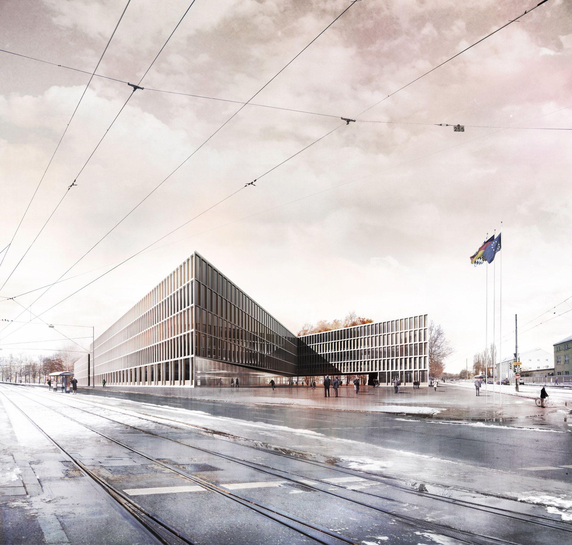 Heinle Wischer Partner heinle wischer und partner architectural visualization render