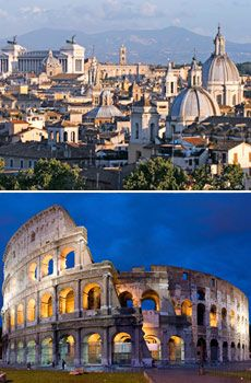 $799 - Six night vacation to Rome including airfare!