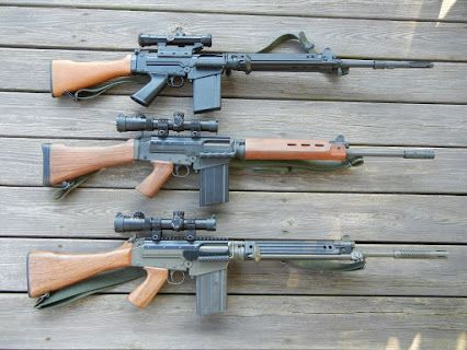 Pin by RAE Industries on FN FAL | Guns, Fal rifle, Airsoft guns