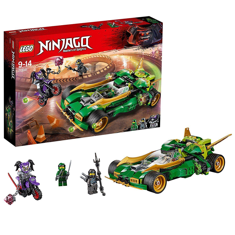 De 70641 Lloyd Lego Jeu Ninjago Bolide Construction Le A4L35Rj