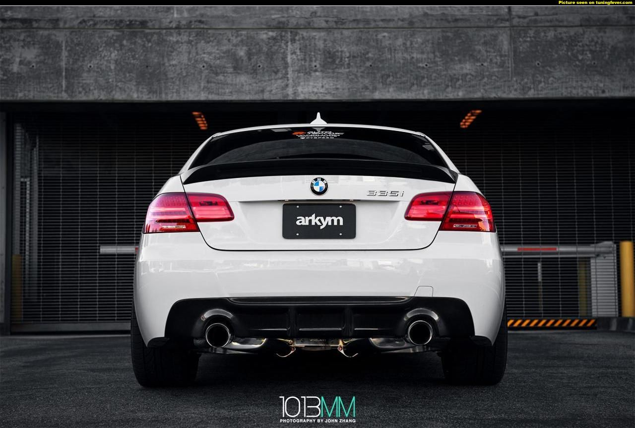The BMW 335i E92 Twin Turbo Specs, Images And More... | RpmRush