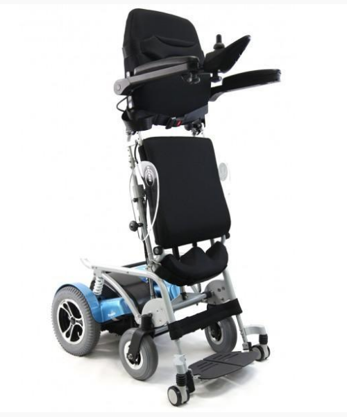 b5770c7e7862 Draco Standing Power Wheelchair | Top 10 Best Electric Wheelchairs ...