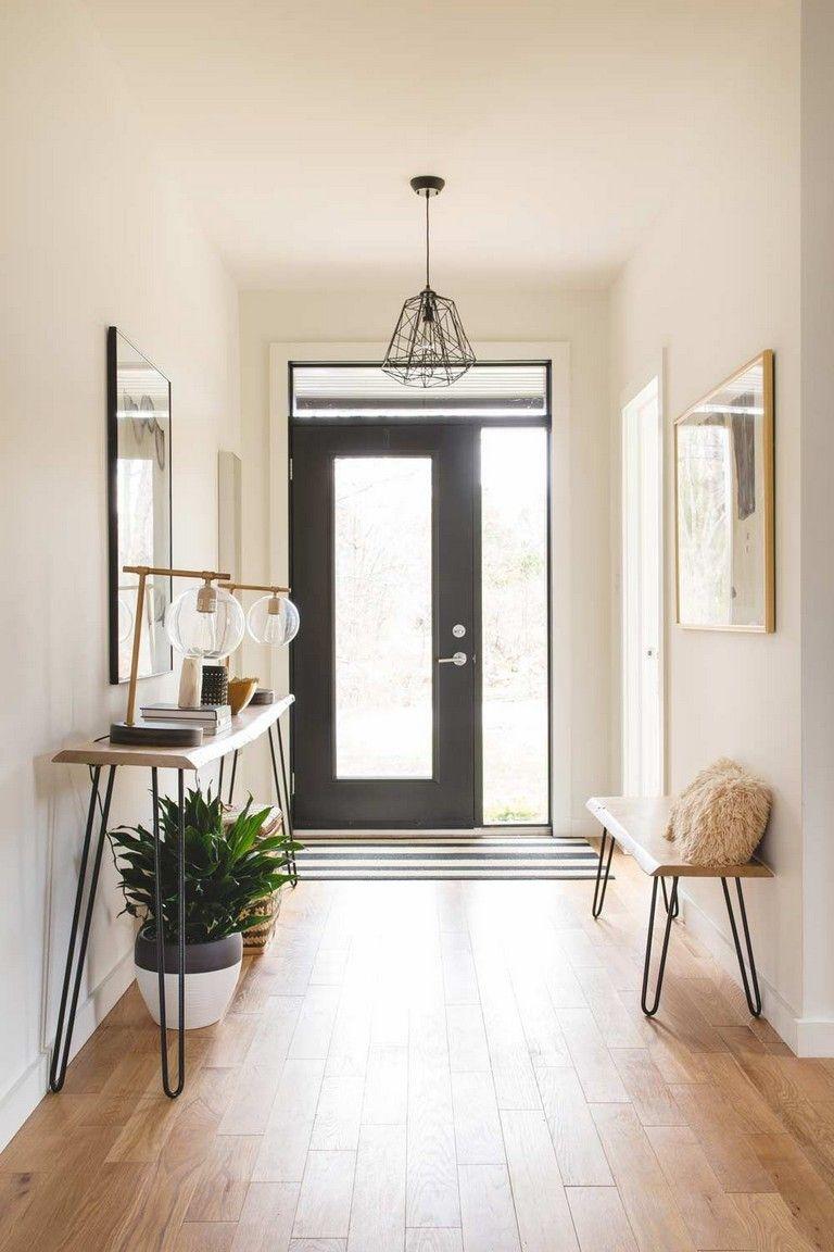 20 Admirable Trendy Black Front Doors For 2018 Scandinavian Doors Modern Foyer Home