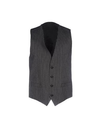 DOLCE & GABBANA Men's Vest Black 34 suit