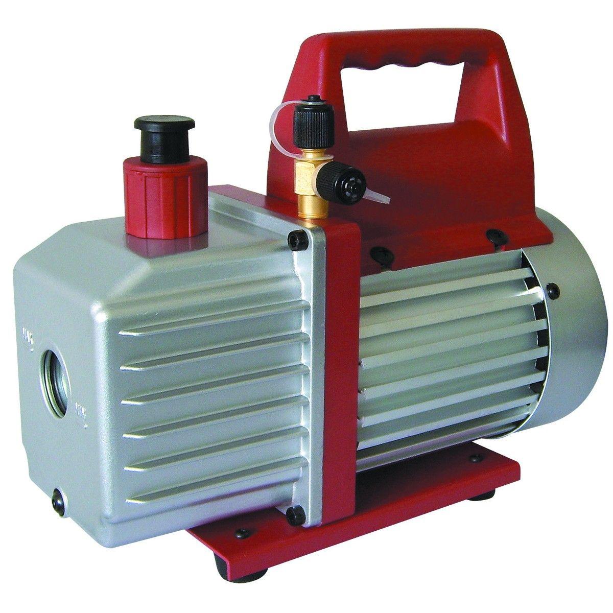 Two Stage 3 CFM Air VacuumPump Vacuum pump, Vacuums