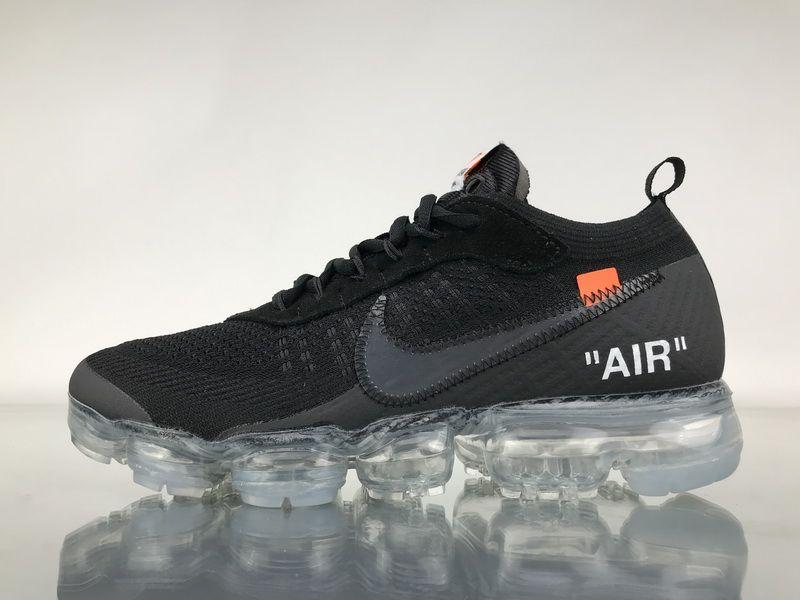 finest selection 45919 b3e4c Women S Fashion Sandals. OFF-WHITE x Nike Air VaporMax 2.0 AA3831-002 Black  White Sneaker1