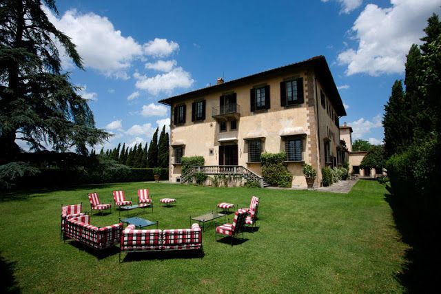 Villa Le Rose: El paraíso existe y está en Toscana Wild Style Magazine