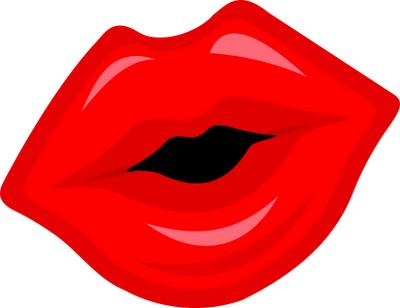 lip clip arts