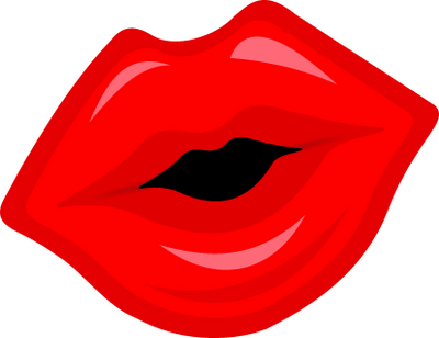 lips clip art 081810 clip art lips pinterest clip art and lips rh pinterest com kissing lips clip art free Kissy Lips Clip Art