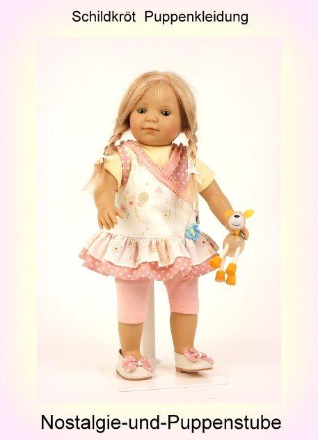 Schildkröt Puppenkleidung von Luisa Paetsch, Spielkleid... nur 49.90 EUR