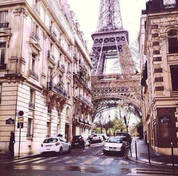 парижа красивейшие фото улицы
