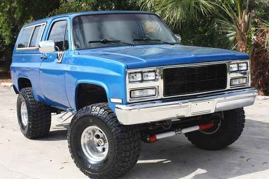 Gary Blanton Bought His 1990 Gmc Jimmy For 240 With A Blown