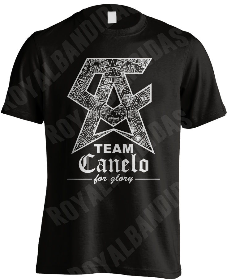 Team Canelo Alvarez For Glory Mexican Symbol Boxing Champ Funny Gift T Shirt Shirts T Shirt Funny Gifts